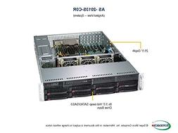 Supermicro AS-2013S-C0R 2U AMD EPYC 7000-Series Server