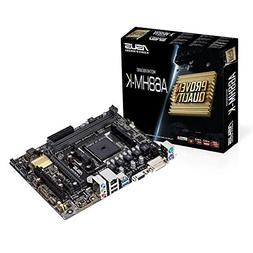 A68HM-K Desktop Motherboard - AMD A68 Chipset - Socket FM2+