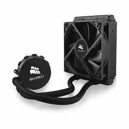 CORSAIR HYDRO SERIES H55 AIO Liquid CPU Cooler, 120mm Radiat