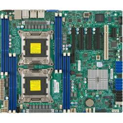 Supermicro DDR3 800 LGA 2011 Server Motherboard X9DRL-IF-O