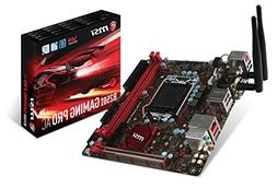 B250I GAMING PRO AC Desktop Motherboard - Intel B250 Chipset