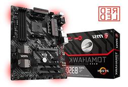 MSI B350 TOMAHAWK AM4 AMD B350 SATA 6Gb/s USB 3.1 HDMI ATX M