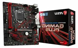 MSI B360M GAMING PLUS LGA1151 Intel B360 SATAIII USB3.0 Micr