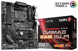 MSI B450 GAMING PLUS MAX AM4 AMD B450 SATA 6Gb/s ATX AMD Mot