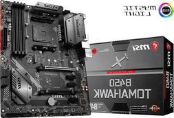 MSI B450 TOMAHAWK - 7C02-002R - ATX Socket AM4 AMD B450 USB