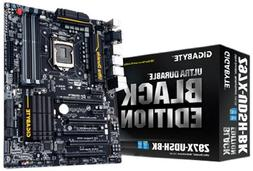 Gigabyte Black Edition LGA 1150 Intel Z97 HDMI SATA 6Gb/s US