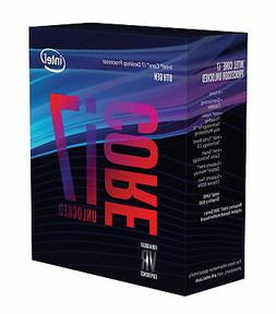 Intel Core i7-8700K Desktop Processor 6 Cores up to 4.7GHz T