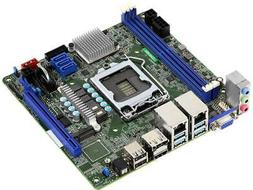 AsRock Rack C246 WSI Mini ITX Server Motherboard Intel C246