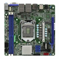 AsRock Rack C246 WSI Mini-ITX Server Motherboard LGA 1151 In