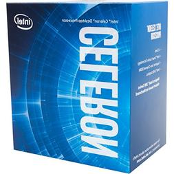 Intel Celeron G4900 Desktop Processor 2 Core 3.1GHz LGA1151