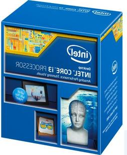 Intel Core i3-4130 3.4 3 FCLGA 1150 Processor BX80646I34130