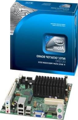 Intel Desktop Board D510MO with integrated Intel Atom proces