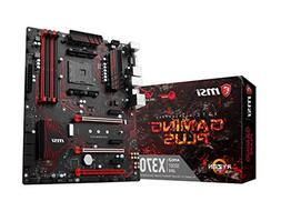 MSI Desktop Motherboard - AMD X370 Chipset - Socket AM4 X370