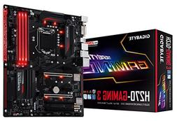 GIGABYTE GA-H270-Gaming 3 LGA1151 Intel 2-Way Crossfire ATX