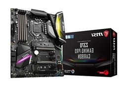 MSI Performance GAMING Intel 8th Gen LGA 1151 M.2 DVI HDMI U