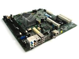 Genuine Dell XPS 420 Motherboard TP406, Supports The Followi