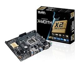 Asus H110M-K Desktop Motherboard - Intel H110 Chipset - Sock