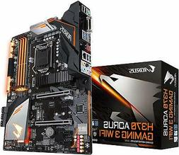 GIGABYTE H370 AORUS Gaming 3 WiFi (LGA1151/Intel/USB3.1 Gen