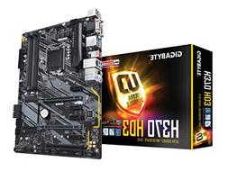 GIGABYTE H370 HD3  Type A/HDMI/M.2/ATX/DDR4/Motherboard)