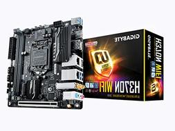 GIGABYTE H370N WiFi  Type C Type A/DDR4/Motherboard)