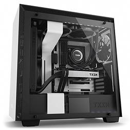 NZXT H700i - ATX Mid-Tower PC Gaming Case - CAM-Powered Smar