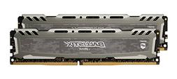 Crucial 32GB Kit 16GBx2 Ballistix Sport LT DDR4 PC4 19200 De