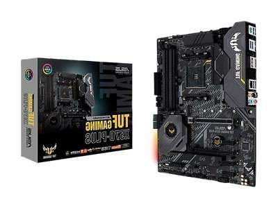 ASUS AM4 TUF GAMING X570-Plus ATX Motherboard with PCIe 4.0,