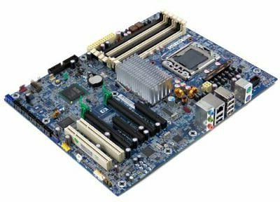 as is 586968 001 motherboard z400 workstation