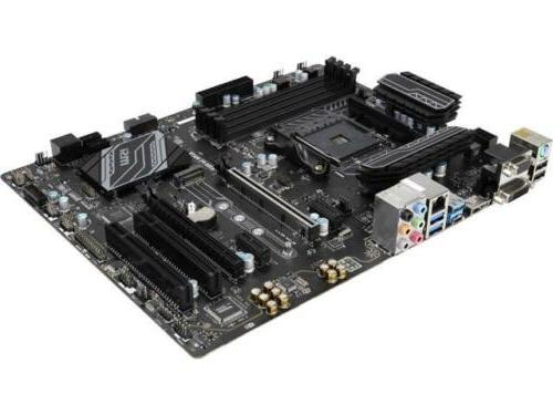 MSI B350 AM4 AMD B350 6Gb/s HDMI ATX Motherboards