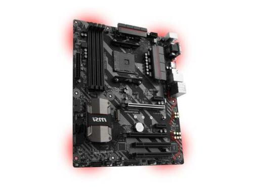 MSI AMD B350 SATA 6Gb/s USB Motherboards