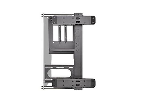 Thermaltake Core P3 ATX Tempered Glass Case Panoramic Viewing, Glass Wall-Mount, Riser Included, Black Edition, CA-1G4-00M1WN-06