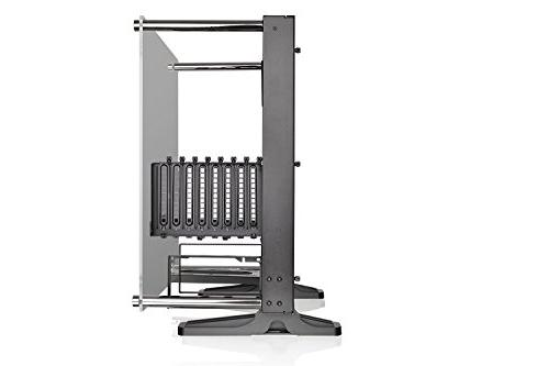Thermaltake Tempered Case Panoramic Glass Wall-Mount, Riser Included, Edition, CA-1G4-00M1WN-06