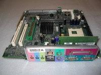 Genuine Dell MotherBoard With Mounting Tray For Optiplex GX2
