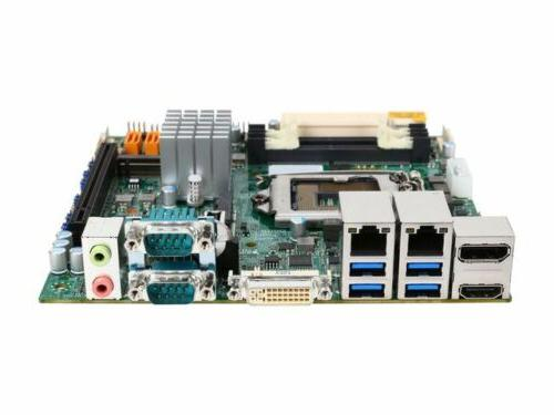 SUPERMICRO ITX Server Motherboard Intel DDR3 1