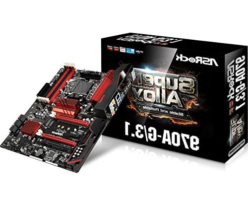 motherboard atx ddr3 2400 am3
