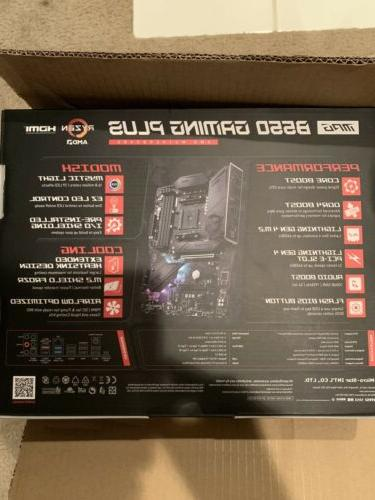 MSI MPG ATX Motherboard