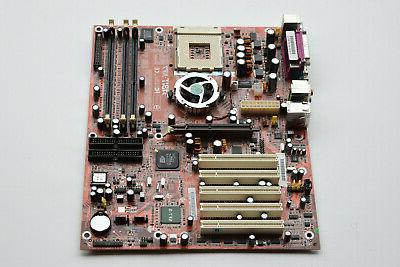 Abit NF7-S A 462 Motherboard SATA AGP Updated BIOS