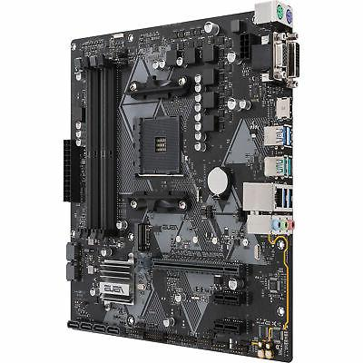Asus Prime B450M-A/CSM Motherboard AMD X470 Chipset - -