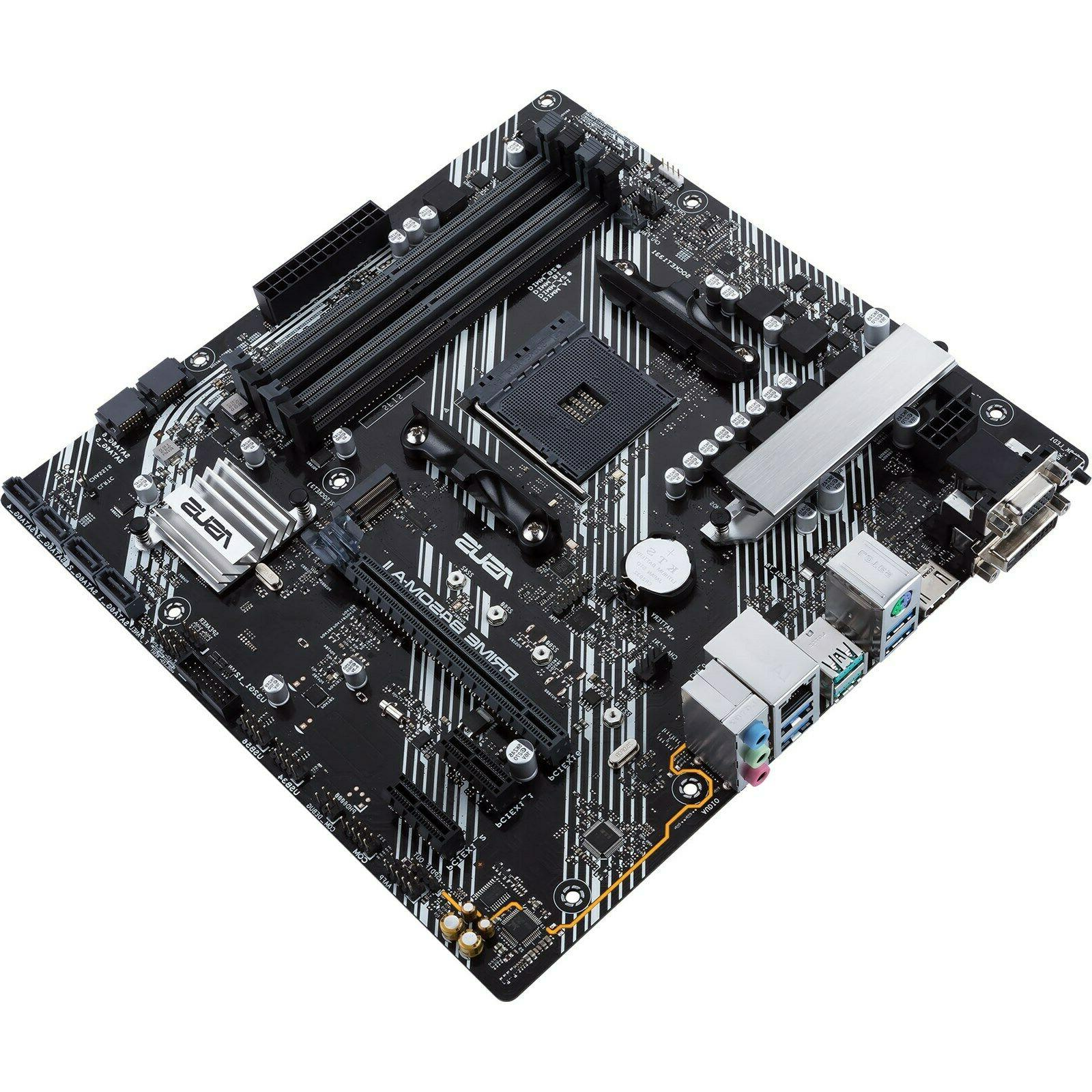 ASUS AMD Socket AM4 Motherboard NEW BRAND