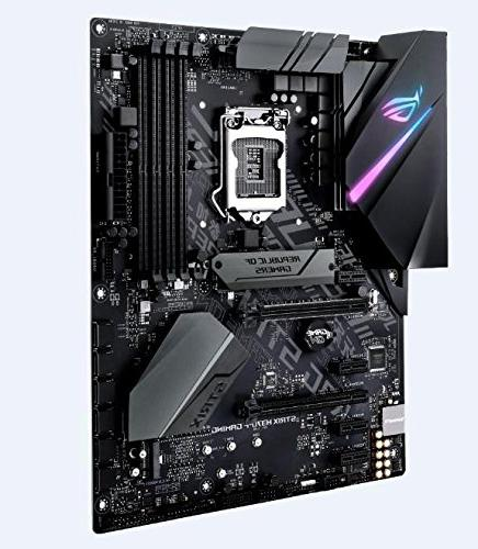 ASUS H370-F Gaming HDMI DVI M.2 ATX Motherboard with USB Gen2