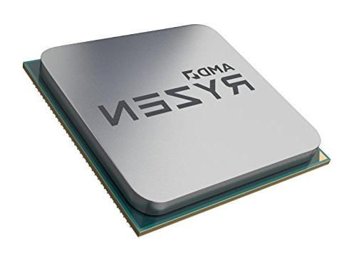 AMD Processor with Cooler -