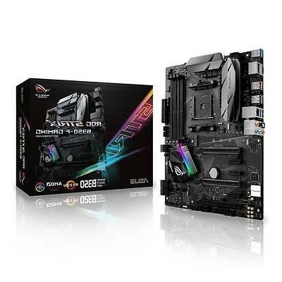 Asus STRIX B350-F GAMING Socket AM4/ AMD B350/ DDR4/ CrossFi