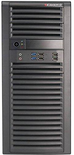 Supermicro SuperChasis SC732D4-500B System Cabinet - Mid-tow