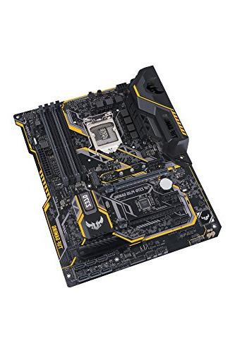 ASUS TUF Gaming LGA1151 DDR4 DVI Z370 ATX Motherboard with 8th Intel
