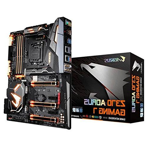 GIGABYTE Z370 AORUS GAMING 7 LGA 1151 Intel ATX MB Free Shipping USA