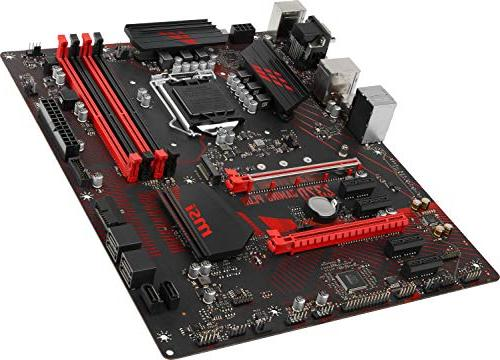 MSI 8th Gen 1151 M.2 USB LAN CFX ATX Motherboard