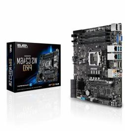 ASUS LGA1151 ECC DDR4 M.2 C246 Server Workstation Micro ATX