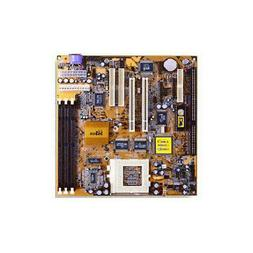 PC Chips M598LMR Baby AT Socket 7 motherboard 1 ISA 2 PCI sl