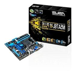 Asus M5A78L-M PLUS/USB3 Desktop Motherboard - AMD 760G Chips