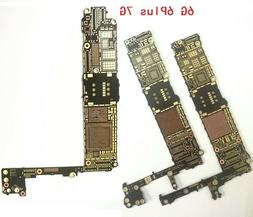 Main Logic Motherboard Bare Board Unlocked For iPhone 6 7 Pl